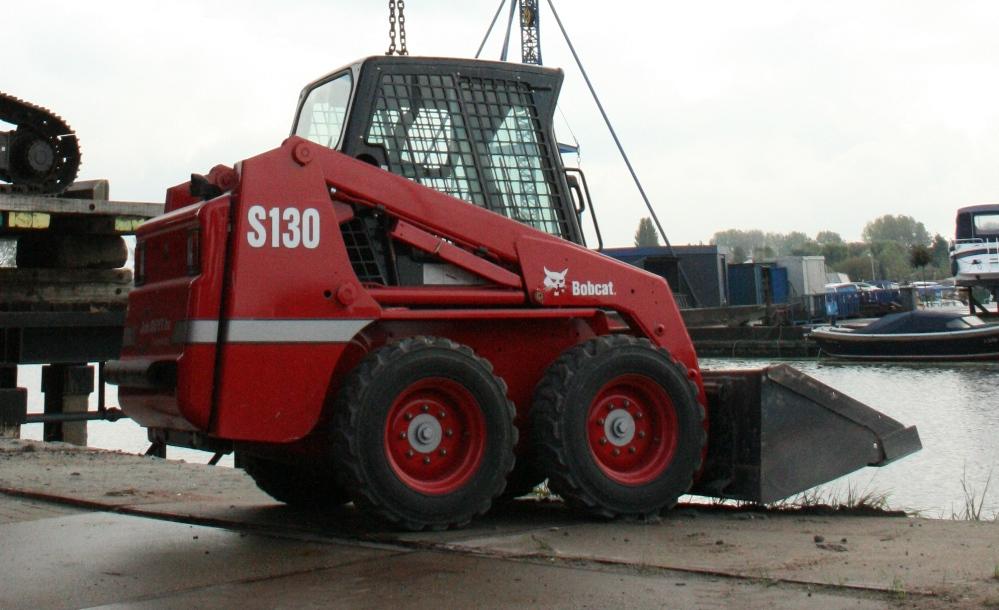 Joh Guyt Bobcat S130
